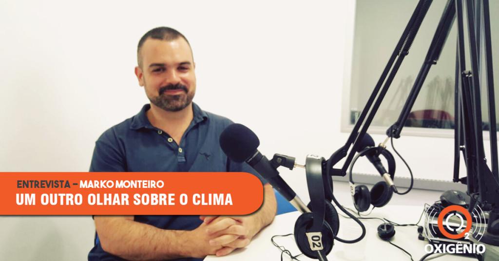 Entrevista com Marko Monteiro
