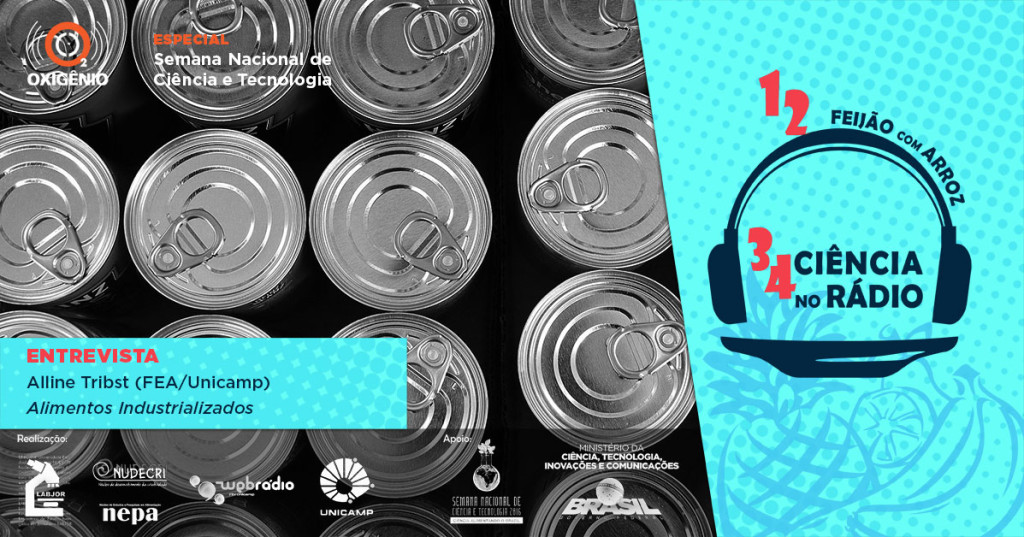 Alimentos industrializados: informação para escolhas saudáveis