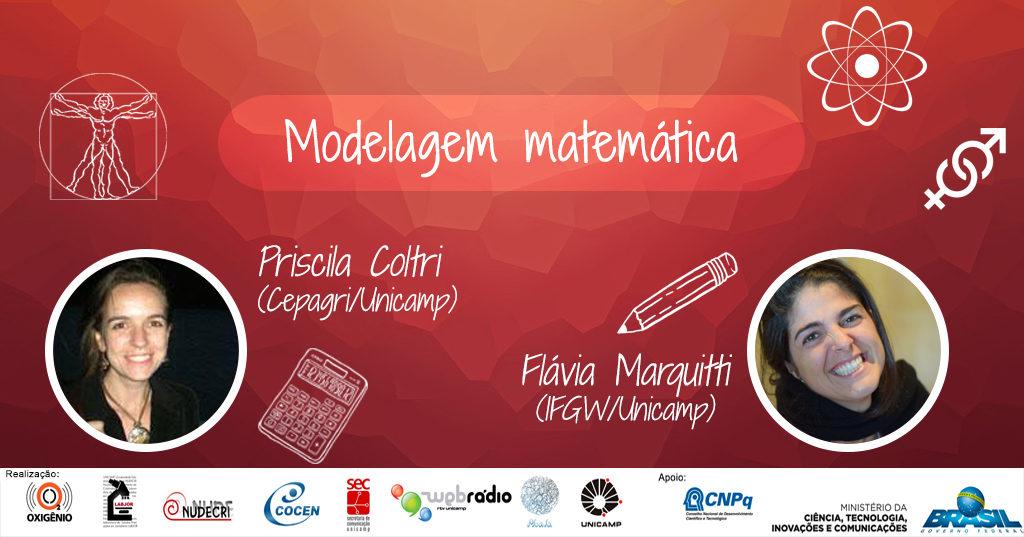 Modelagem matemática: da evolução das espécies à agrometeorologia
