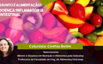 Alimentação e saúde: doenças inflamatórias intestinais