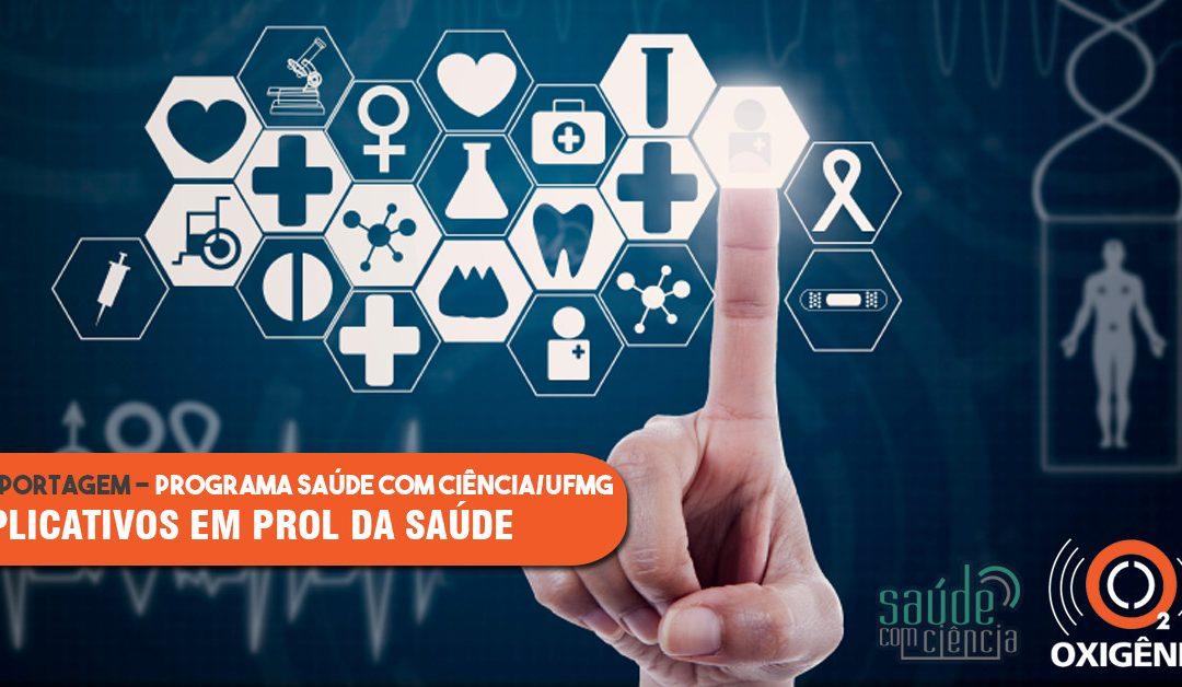 Saúde com Ciência/UFMG: Aplicativos para smartphone como aliados da saúde