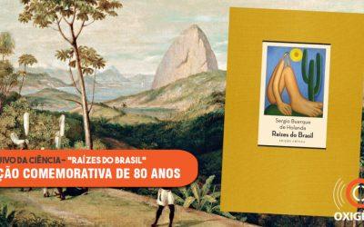 O livro 'Raízes do Brasil' celebra 80 anos