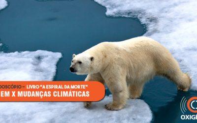 A Espiral da Morte: mudanças climáticas sob análise