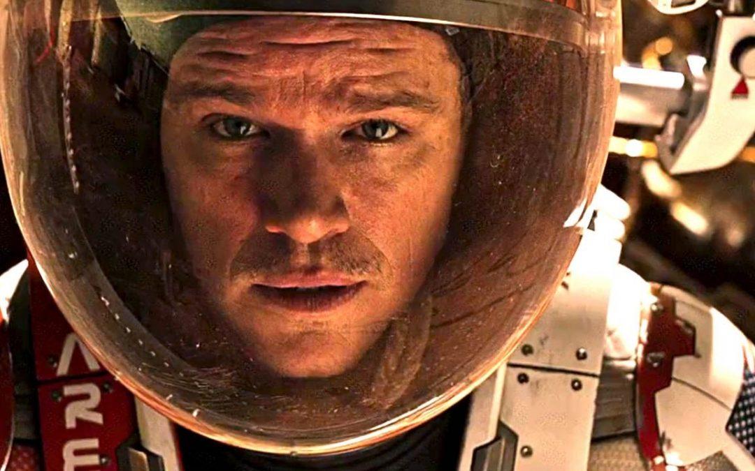"""Filme """"Perdido em Marte"""""""