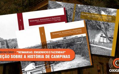 """Caleidoscópio: coleção """"Sesmarias, engenhos e fazendas do arraial de Souzas, Joaquim Egídio e Jaguary"""""""