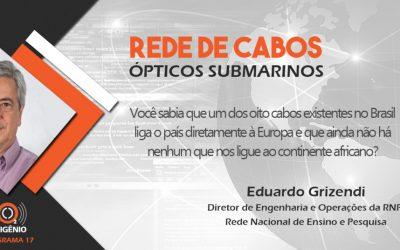 Cabos ópticos submarinos do Brasil, quais são eles?