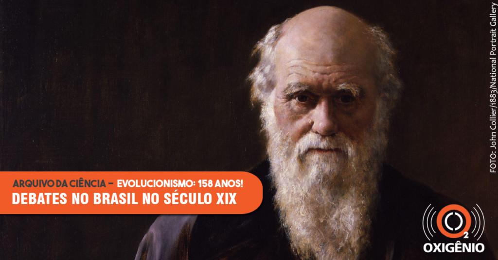 Estudo analisa debates sobre a Teoria da Evolução no séc XIX
