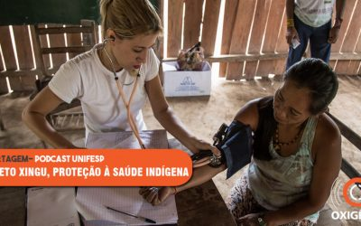 Projeto de proteção à saúde indígena